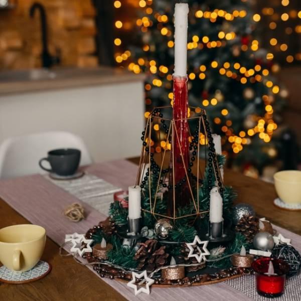 Pomysły na świąteczne dekoracje kuchenne